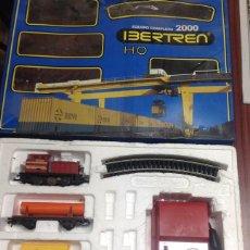 Trenes Escala: IBERTREN 2000, ESCALA HO, EN CAJA. . Lote 49884133
