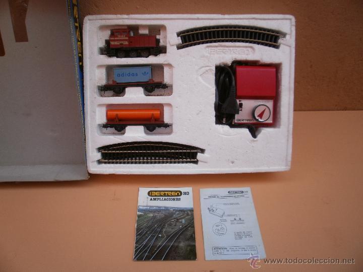 Trenes Escala: CAJA COMPLETA IBERTREN H0 EQUIPO COMPLETO 2002 - Foto 2 - 54634609