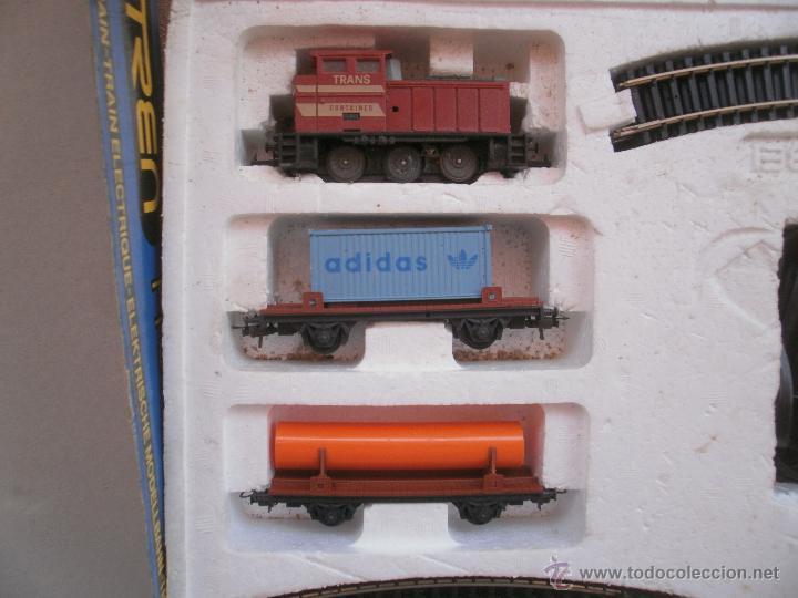 Trenes Escala: CAJA COMPLETA IBERTREN H0 EQUIPO COMPLETO 2002 - Foto 4 - 54634609