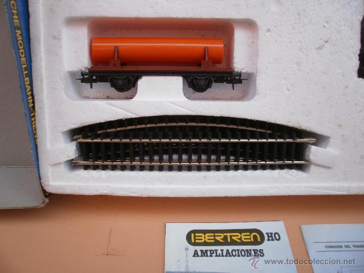 Trenes Escala: CAJA COMPLETA IBERTREN H0 EQUIPO COMPLETO 2002 - Foto 5 - 54634609
