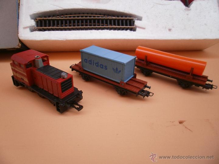 Trenes Escala: CAJA COMPLETA IBERTREN H0 EQUIPO COMPLETO 2002 - Foto 8 - 54634609
