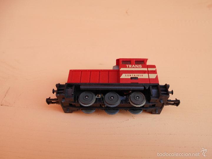 Trenes Escala: CAJA COMPLETA IBERTREN H0 EQUIPO COMPLETO 2002 - Foto 14 - 54634609