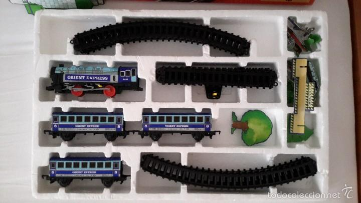 Trenes Escala: IBERTREN TRENEX. REF.5022 NUEVO.FABRICADO EN ESPAÑA. - Foto 2 - 57977250