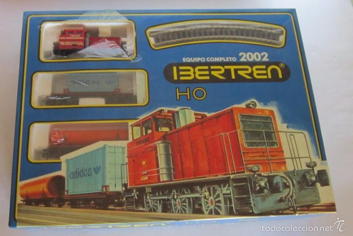 IBERTREN HO 2002, EN CAJA. CC (Juguetes - Trenes a Escala - Ibertren H0)