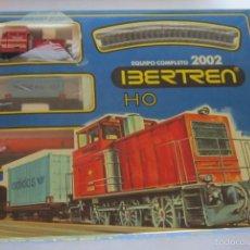 Trenes Escala: IBERTREN HO 2002, EN CAJA. CC. Lote 58103686