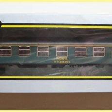 Trenes Escala: VAGÓN DE PASAJEROS DE IBERTREN. 1ª CLASE. ESCALA H0. Lote 58858406