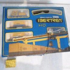 Trenes Escala: EQUIPO COMPLETO 2000 IBERTREN H0. Lote 68401865