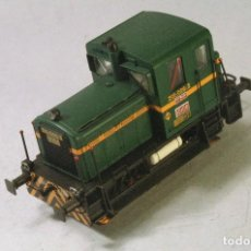 Züge Spur - IBERTREN H0.#43013. Locomotora diesel maniobras serie 10100 Memé. Digital. DC. - 69774901