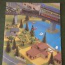 Trenes Escala: IBERTREN 2N. IBERAMA. MANUAL DE INSTRUCCIONES 550- AÑO 1984. Lote 75864487