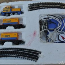 Trenes Escala: IBERTREN 2000, HO, EQUIPO COMPLETO . Lote 82130460
