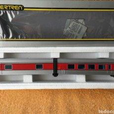 Trenes Escala: PAR DE COCHES TALGO IBERTREN SIN LUZ H0. REF. 2189. Lote 101136244