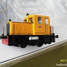 Trenes Escala: LOCOMOTORA PEGASO MANIOBRAS RENFE 43011 IBERTREN. Lote 91292500