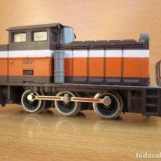 Trenes Escala: IBERTREN LOCOMOTORA TRACTOR DE LA DB VER FOTOS . Lote 95067775