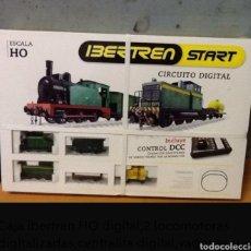 Trenes Escala: IBERTREN START HO CIRCUITO DIGITAL. Lote 100762575