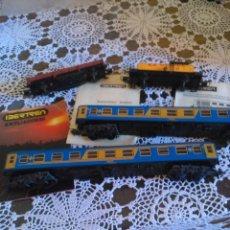 Trenes Escala: LOTE VAGONES IBERTREN HO. Lote 101280099