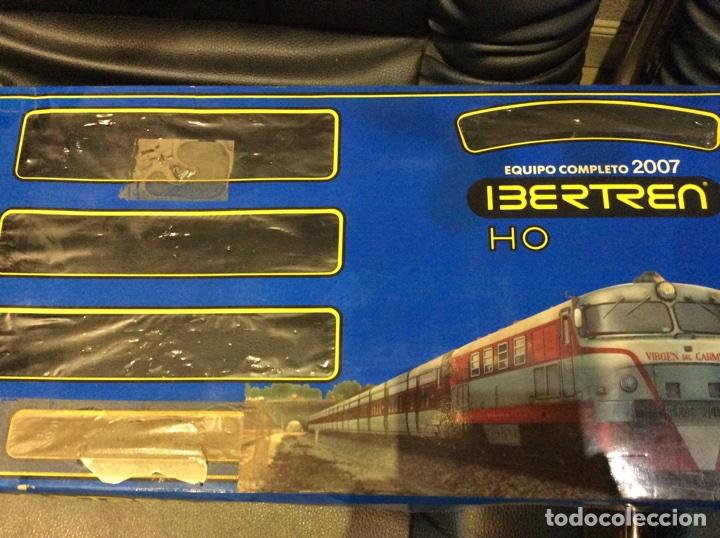 Trenes Escala: EQUIPO COMPLETO 2007 IBERTREN HO - Foto 2 - 101343758
