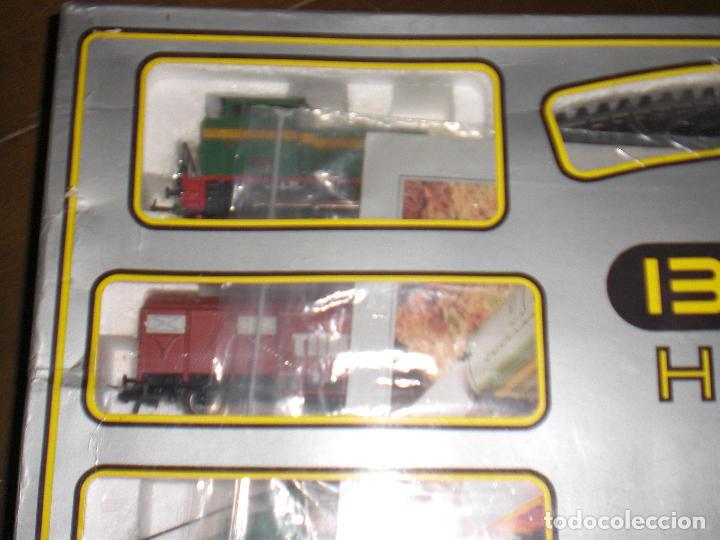 Trenes Escala: IBERTREN HO 2001 MERCANCIAS, JUGUETE ANTIGUO, TREN ANTIGUO IBERTREN - Foto 5 - 105690655