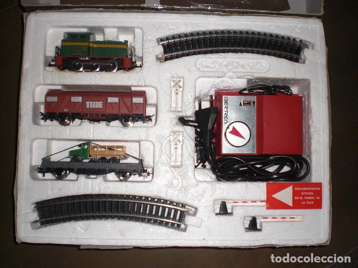 Trenes Escala: IBERTREN HO 2001 MERCANCIAS, JUGUETE ANTIGUO, TREN ANTIGUO IBERTREN - Foto 10 - 105690655