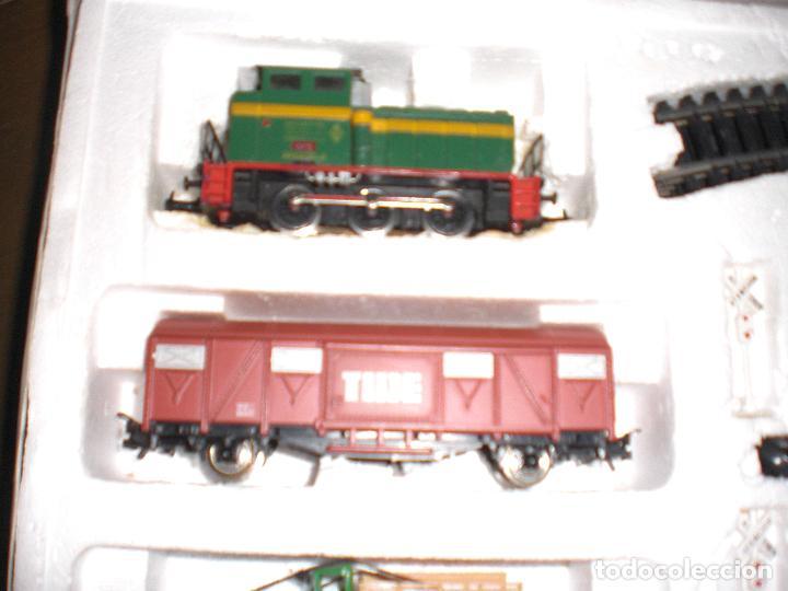 Trenes Escala: IBERTREN HO 2001 MERCANCIAS, JUGUETE ANTIGUO, TREN ANTIGUO IBERTREN - Foto 11 - 105690655