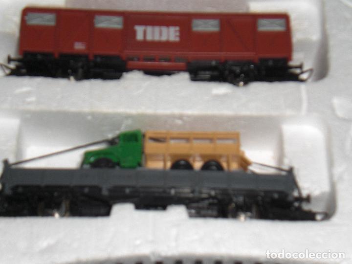 Trenes Escala: IBERTREN HO 2001 MERCANCIAS, JUGUETE ANTIGUO, TREN ANTIGUO IBERTREN - Foto 12 - 105690655