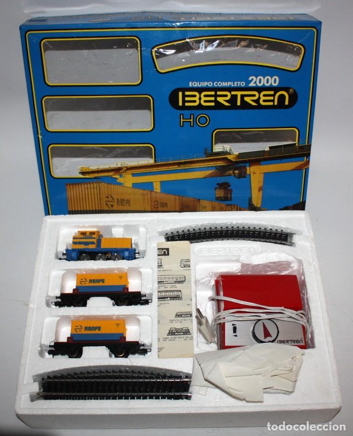 Trenes Escala: IBERTREN EQUIPO COMPLETO 2000. AÑOS 80 - Foto 2 - 106740003