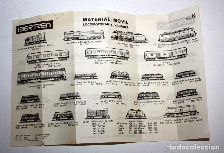 Trenes Escala: IBERTREN EQUIPO COMPLETO 2000. AÑOS 80 - Foto 3 - 106740003