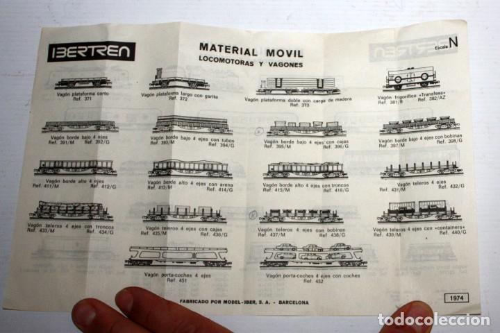 Trenes Escala: IBERTREN EQUIPO COMPLETO 2000. AÑOS 80 - Foto 4 - 106740003