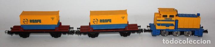 Trenes Escala: IBERTREN EQUIPO COMPLETO 2000. AÑOS 80 - Foto 11 - 106740003