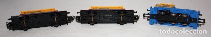 Trenes Escala: IBERTREN EQUIPO COMPLETO 2000. AÑOS 80 - Foto 13 - 106740003