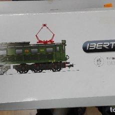 Trenes Escala: LOCOMOTORA ELECTRICA RENFE SERIE 7000 IBERTREN 4201-B CORRIENTE CONTINUA ESCALA H0. Lote 112728195