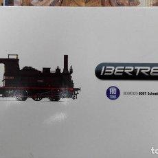 IBERTREN REF 41030, RENFE 030T Scheneider(exNORTE) N 030-0204 , TARRACO, Ep III, años 50-600