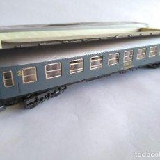 Trenes Escala: IBERTREN H0 ,COCHE DE 2ª PASAJEROS RENFE. EN CAJA ORIGINAL. Lote 112878675
