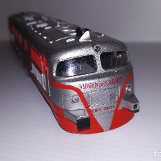 Trenes Escala: CARROCERIA LOCOMOTORA TALGO ESCALA HO. Lote 113094967