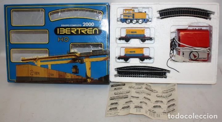 Trenes Escala: IBERTREN EQUIPO COMPLETO 2000. AÑOS 80 - Foto 2 - 115821335