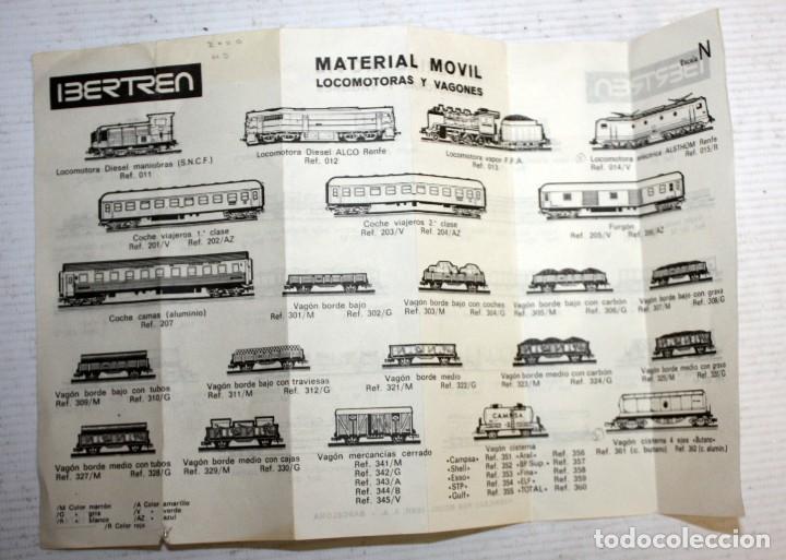 Trenes Escala: IBERTREN EQUIPO COMPLETO 2000. AÑOS 80 - Foto 3 - 115821335
