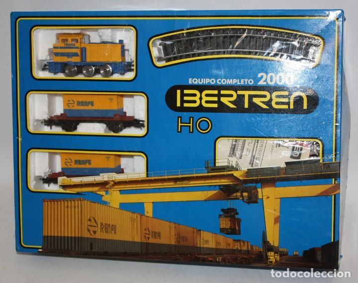 Trenes Escala: IBERTREN EQUIPO COMPLETO 2000. AÑOS 80 - Foto 9 - 115821335