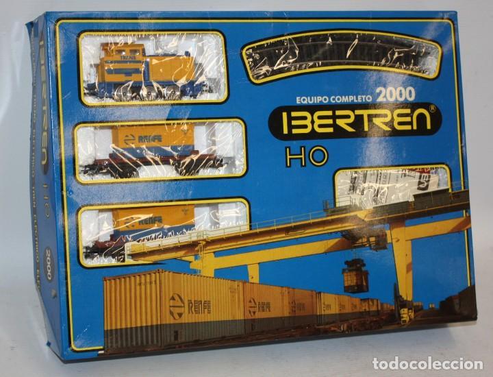 Trenes Escala: IBERTREN EQUIPO COMPLETO 2000. AÑOS 80 - Foto 10 - 115821335