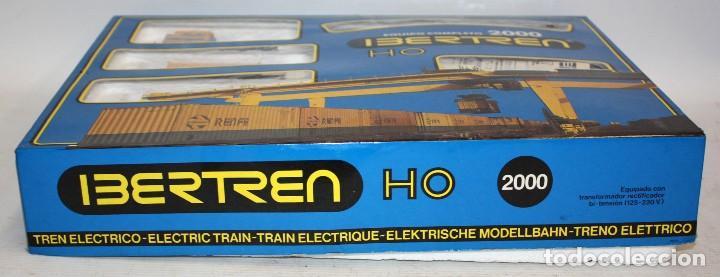 Trenes Escala: IBERTREN EQUIPO COMPLETO 2000. AÑOS 80 - Foto 11 - 115821335