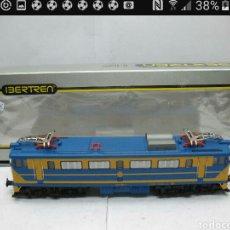 Trenes Escala: LOCOMOTORA HO IBERTREN 2116 RENFE 269 MIL RAYAS ENVIO INCLUIDO. Lote 118489466