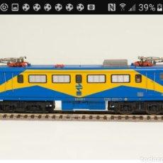 Trenes Escala: LOCOMOTORA HO IBERTREN 2112 MAZINGER 269 RENFE GRATIS ENVIO. Lote 118489638