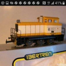 Trenes Escala: LOCOMOTORA MANIOBRAS HO IBERTREN 2103 GRATIS ENVIO. Lote 118563107