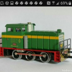 Trenes Escala: LOCOMOTORA IBERTREN 2101 HO MANIOBRAS ENVIO INCLUIDO. Lote 118566818