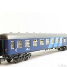 Trenes Escala: COCHE VIAJEROS CON LUZ HO IBERTREN 2217. Lote 118703728