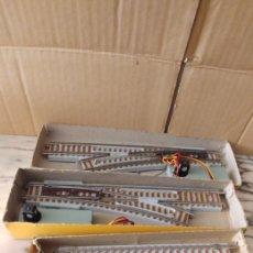 Trenes Escala: IBERTREN VIAS Y CENTRAL CAMBIOS. Lote 122257483