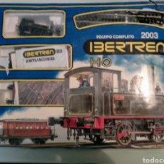 Trenes Escala: IBERTREN H0 2003. Lote 133614931