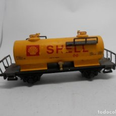Trenes Escala: VAGÓN CISTERNA ESCALA HO DE IBERTREN . Lote 133815526