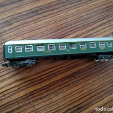 Trenes Escala: IBERTREN - VAGON TREN PASAJEROS - MODELO RENFE - NO ES NUEVA - VER FOTOS DEL BUEN ESTADO. Lote 137437386