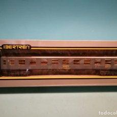Trenes Escala: VAGON VIAJEROS 2 CLASE AZUL IBERTREN H0. Lote 139735154