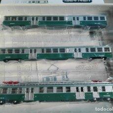 Trenes Escala: RENFE UT 600 SUIZA 1958 ,REF. ,4601. Lote 142968446