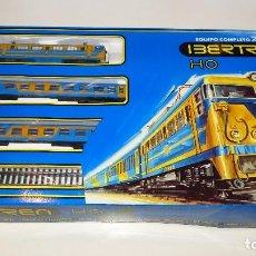 Trenes Escala: IBERTREN EQUIPO COMPLETO 2008. Lote 143023178